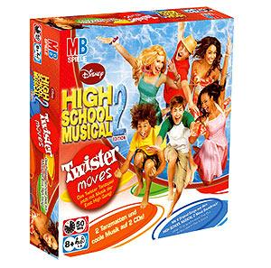 Twister Moves High School Musical 2 von Hasbro