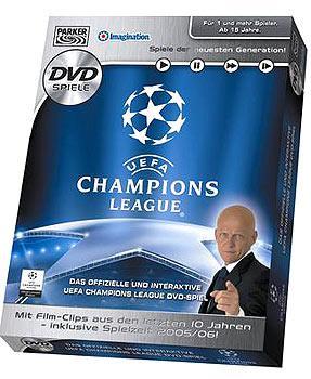 UEFA Champions League DVD Spiel von