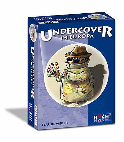Undercover in Europa von Huch and friends
