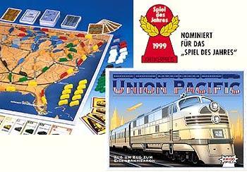 Union Pacific von Amigo Spiele