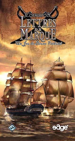 Unter Schwarzer Flagge/Letter Of Marque von Fantasy Flight Games