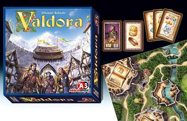 Valdora von Abacusspiele
