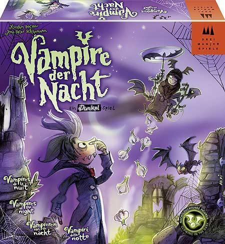 Vampire der Nacht von Drei Magier Spiele