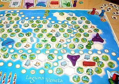 Venedig von Reich der Spiele