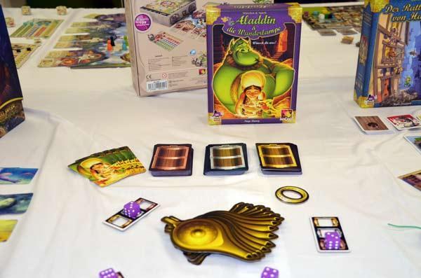 Foto von der Spiel '17: Aladin und die Wunderlampe