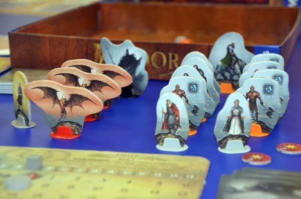 Foto von der Spiel '17: Die Legenden von Andor - Bonusbox