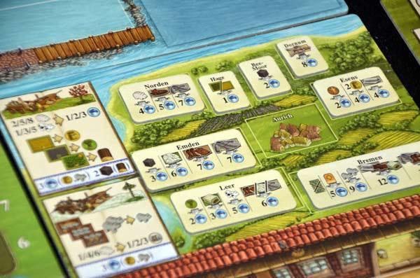 Foto von der Spiel '17: Arler Erde - Tee und Handel