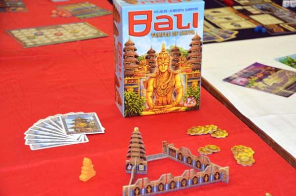 Foto von der Spiel '18: Bali