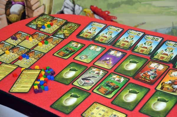 Foto von der Spiel '17: Chickwood Forest