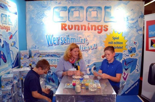 Foto von der Spiel '18: Cool Runnings - Demorunde