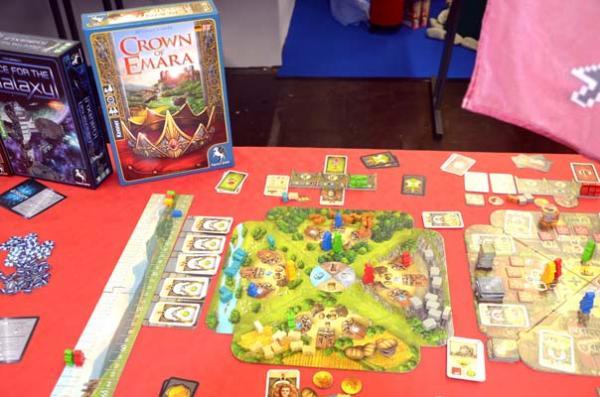 Foto von der Spiel '18: Crown Of Emara