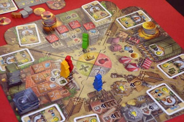 Foto von der Spiel '18: Crown Of Emara - Spielszene