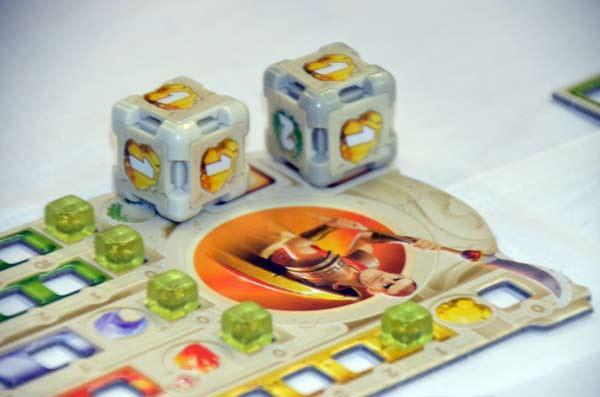 Foto von der Spiel '17: Dice Forge Details