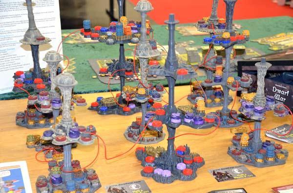 Foto von der Spiel '17: Dwarf Wars