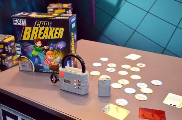 Foto von der Spiel '18: Exit - Codebreaker