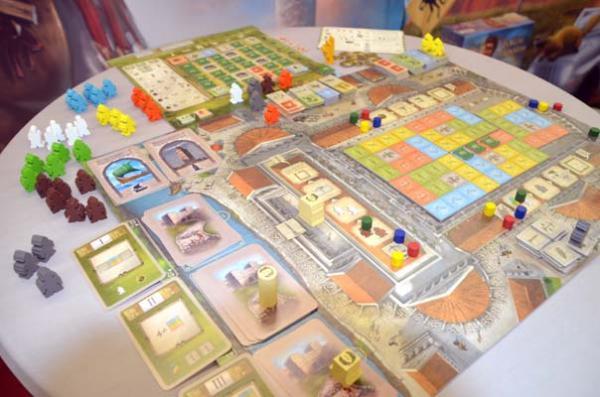 Foto von der Spiel '18: Forum Trajanum