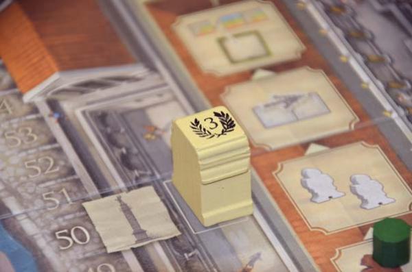 Foto von der Spiel '18: Forum Trajanum - Detail