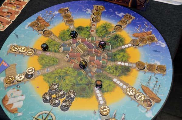 Foto von der Spiel '17: Gold Armada