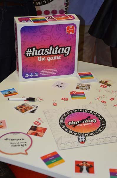Foto von der Spiel '18: Hashtag