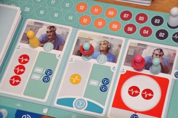 Foto von der Spiel '18: Holding On