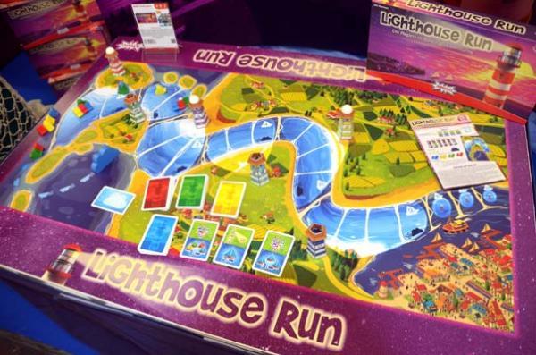 Foto von der Spiel '18: Lighthouse Run