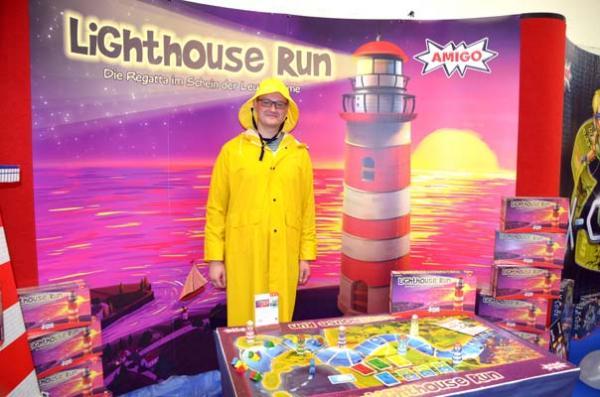 Foto von der Spiel '18: Lighthouse Run - Präsentation