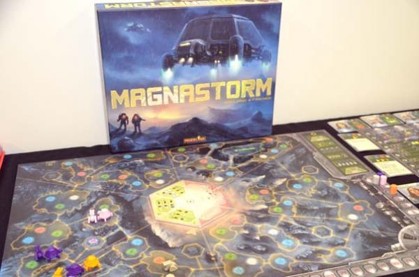 Foto von der Spiel '18: Magnastorm