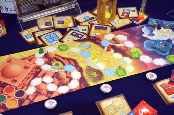 Foto von der Spiel '18: Magic Fold