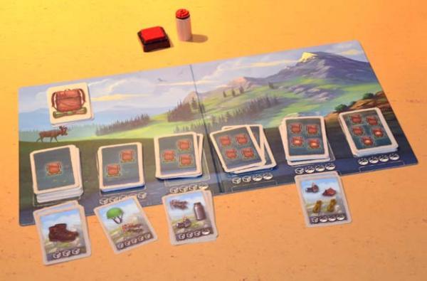 Foto von der Spiel '18: Mountains