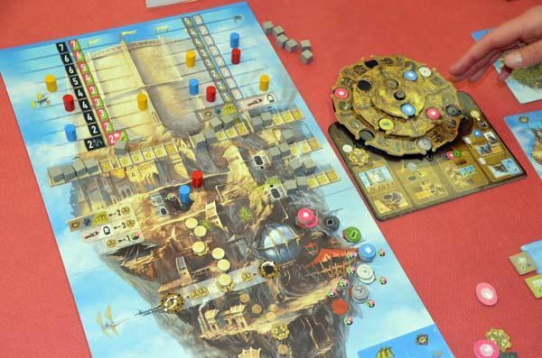 Foto von der Spiel '17: Noria Spielansicht