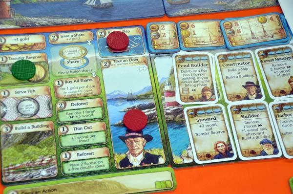 Foto von der Spiel '17: Nusfjord - Tableau