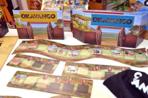 Foto von der Spiel '18: Okavango
