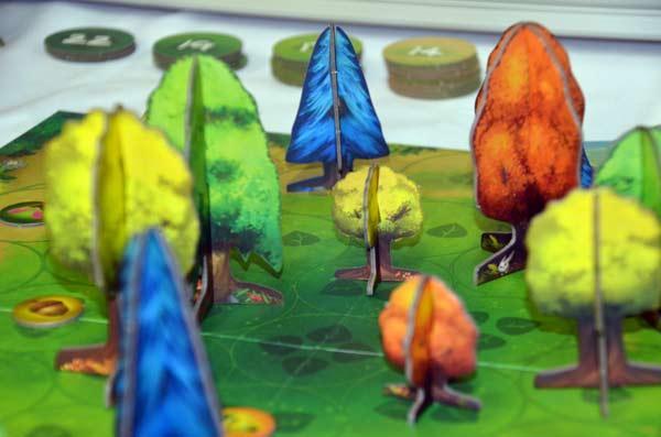 Foto von der Spiel '17: Photosynthesis - Detail