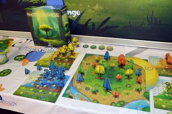 Foto von der Spiel '17: Photosynthesis