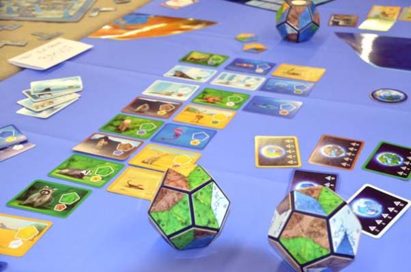 Foto von der Spiel '18: Planet