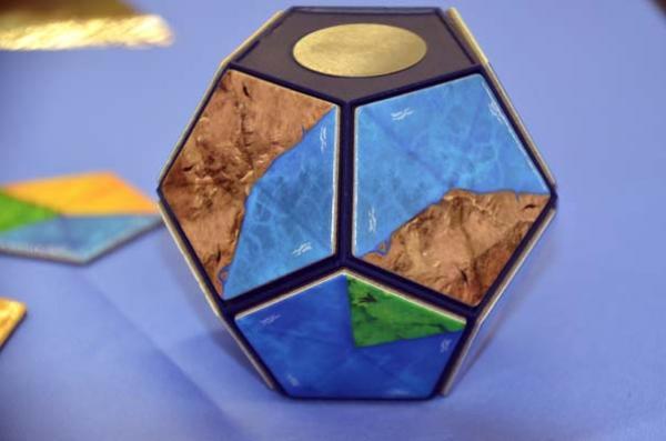 Foto von der Spiel '18: Planet - Detail