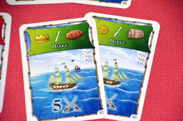 Foto von der Spiel '17: Port Royal