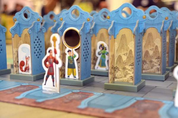 Foto von der Spiel '18: Princess Jing - Detail