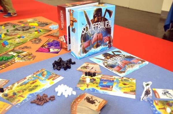 Foto von der Spiel '18: Schiffbauer der Nordsee