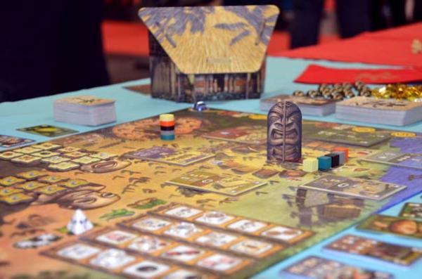 Foto von der Spiel '18: Raiatea - Spielszene