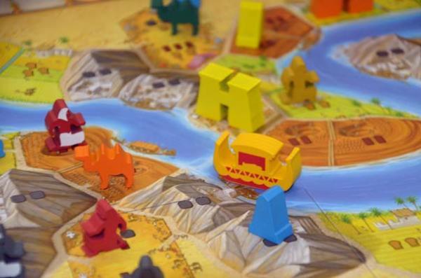 Foto von der Spiel '18: Reise zu Osiris