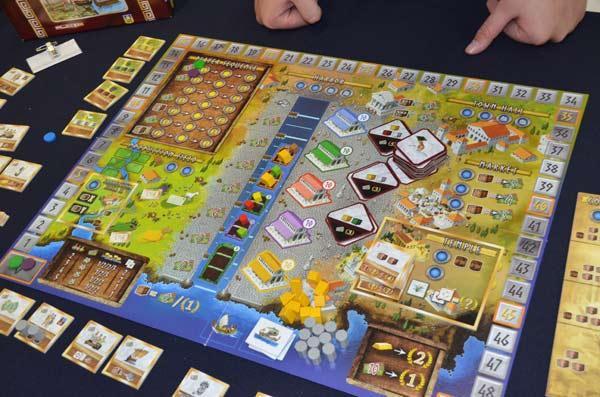 Foto von der Spiel '17: Rhodes - Colossus