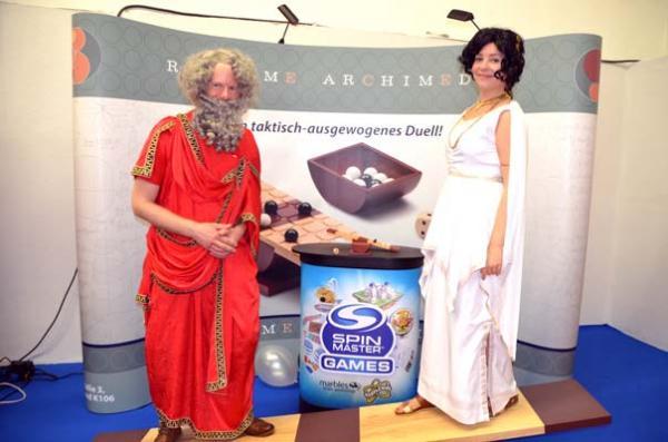 Foto von der Spiel '18: Präsentation Rock me Archimedes