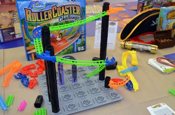 Foto von der Spiel '17: Rollercoaster Challenge