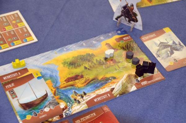 Foto von der Spiel '18: Schiffbauer der Nordsee - Detail
