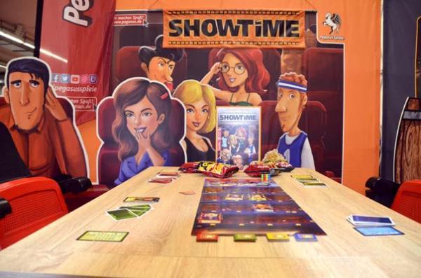 Foto von der Spiel '18: Präsentation Showtime