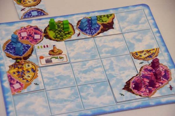 Foto von der Spiel '18: Skylands - Detail