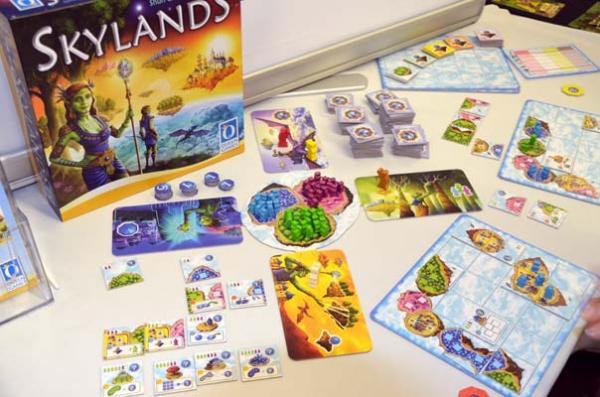 Foto von der Spiel '18: Skylands