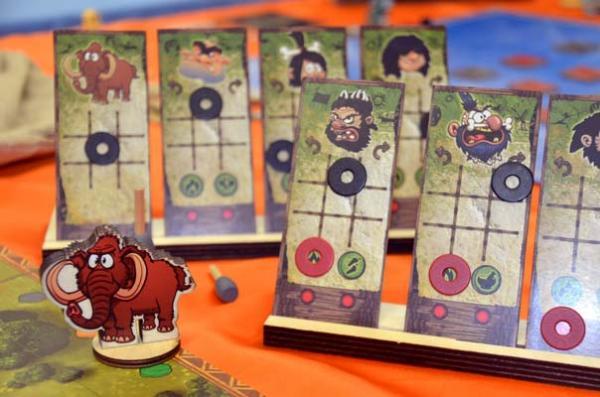 Foto von der Spiel '18: Stone Daze - Details