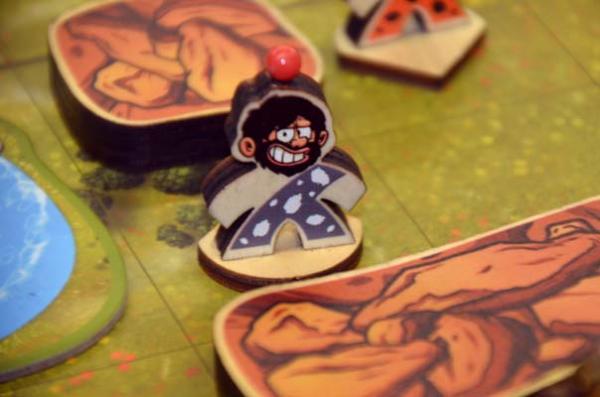 Foto von der Spiel '18: Stone Daze - Figur